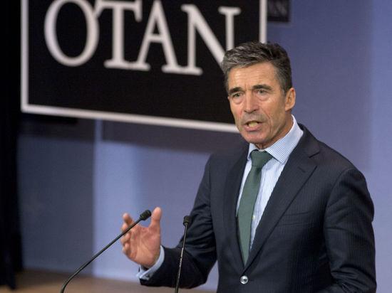 Генсек НАТО Расмуссен: «Мы усилим поддержку Украине и нашим партнерам в регионе»