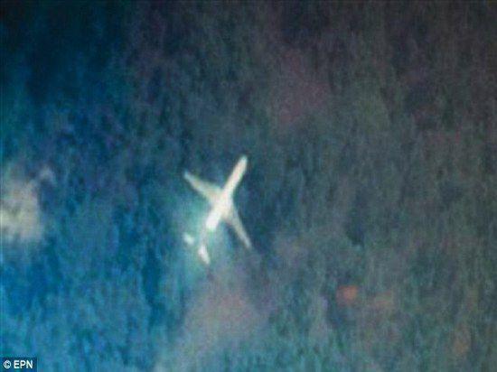 Китай отправляет корабли к месту возможного крушения Боинга-777