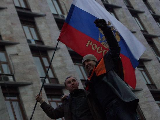 Триколор подействовал на Киев, как красная тряпка на быка