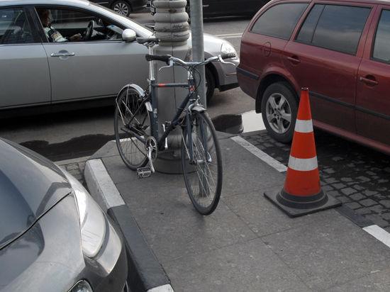 В московских подвалах могут организовать велопарковки