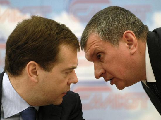 Сечин и Миллер могут попасть под визовые и финансовые санкции Европы