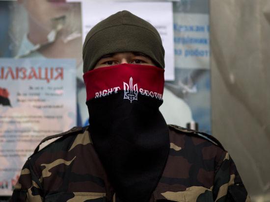 Украинская милиция готова сражаться только сбабульками и«партизанами», радикалов пока трогать боится