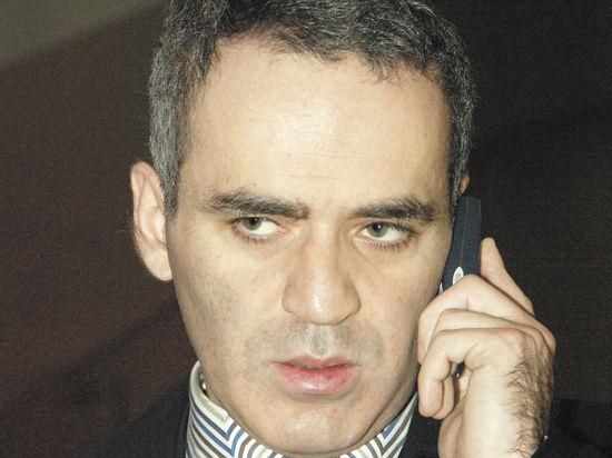 Американские журналисты уличили Каспарова в нечестной игре