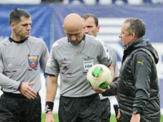 Российский судья Карасев обслужит матч с участием