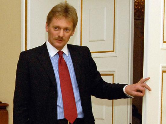 Песков: иностранное вмешательство в дела Украины очевидно