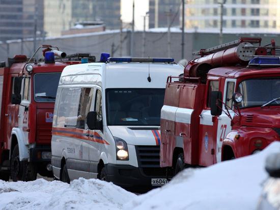 В Москве построят еще несколько пожарных депо