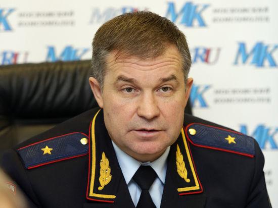 Глава подмосковных ГАИшников Виктор Кузнецов: в регионе сохраняется тенденция к росту ДТП...