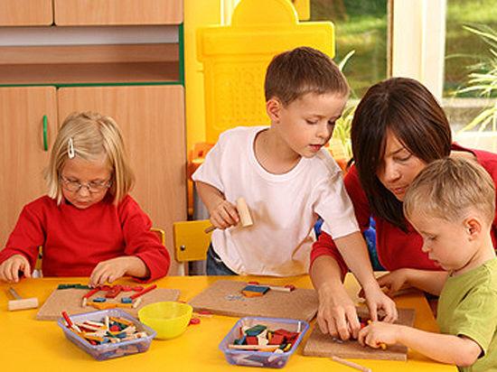 В Москве появятся выездные детские сады