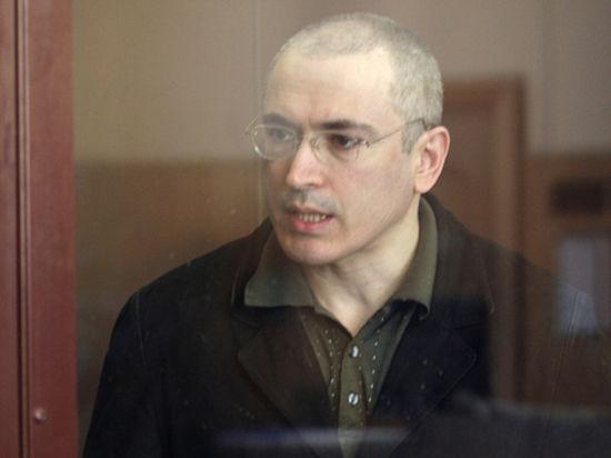 Ходорковский после 10 лет заключения: вроде олигарх, а что такое iPad не знает