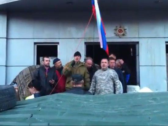 Восток Украины меняет власть: Появится Луганская республика, Донецк обратился к генсеку ООН Пан Ги Муну. Онлайн-трансляция