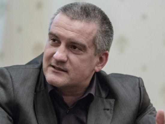 Украина блокирует полуостров