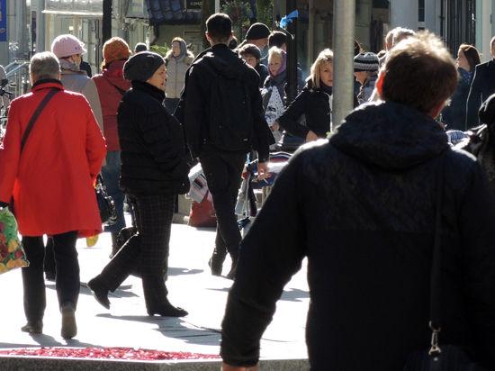 В Москве появится рекордно длинная пешеходная зона