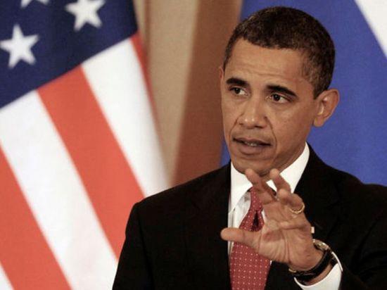 Обама рассказал, как будет вытеснять Россию из Крыма