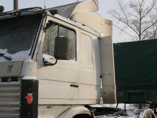 В Москве угнали фуру с 20 тоннами сливочного масла