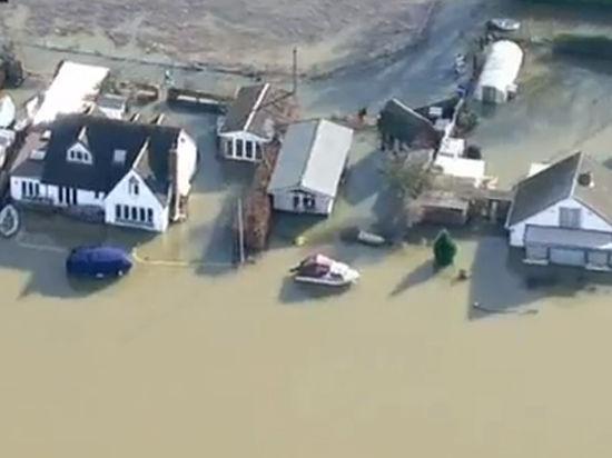 Где взять деньги, чтобы уберечь Англию от наводнений?