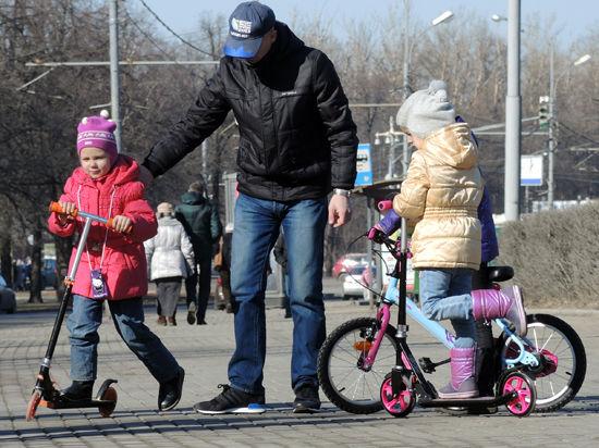 В Москве установлен восьмой мартовский температурный рекорд: Воздух прогрелся до 19,3 градусов