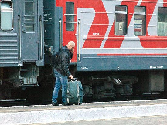 Поезд Благовещенск