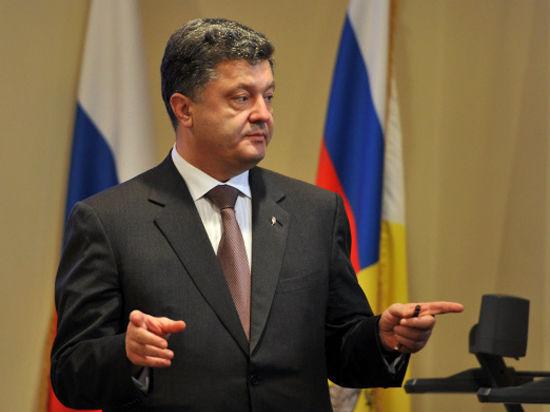 Петр Порошенко: «Мы стояли на краю пропасти»
