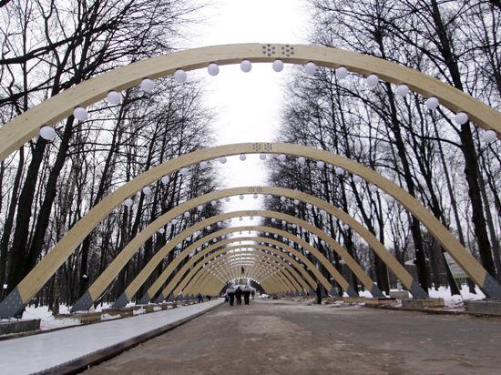 Парк «Сокольники» поделят на девять садов