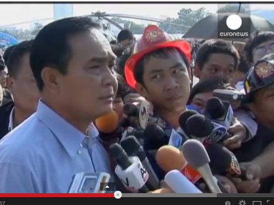 В Таиланде оппозиция закрыла Бангкок
