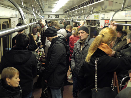Поводыри станут пассажирами метро