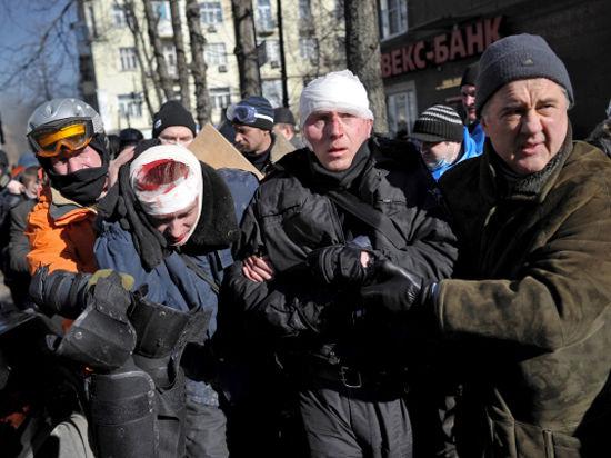 Чем закончится кровавая баня на Украине?