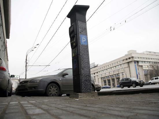 В Москве могут внедрить новую схему организации парковочных мест