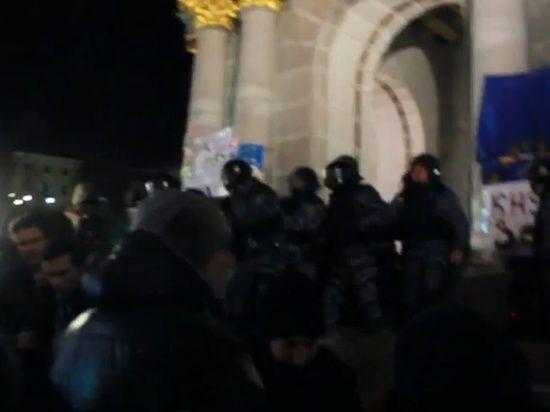 Евромайдан ответит на зачистку национальным сопротивлением