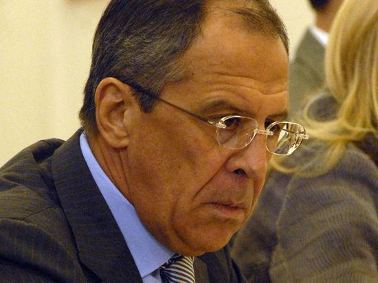 Сергей Лавров - про НАТО: «Назло маме отморожу уши»