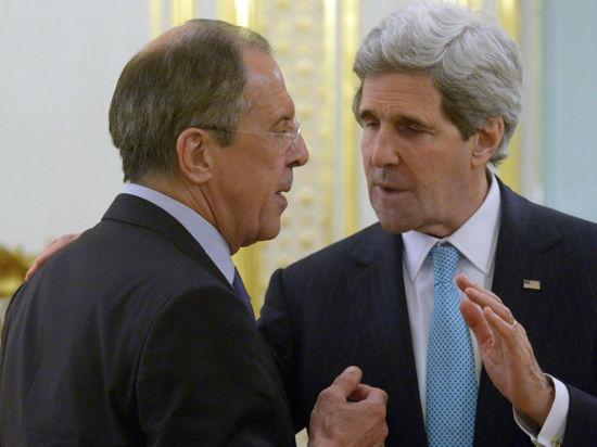 Федерализация Украины по-российски и по-американски: переговоры Лавров — Керри в Париже окончились безрезультатно