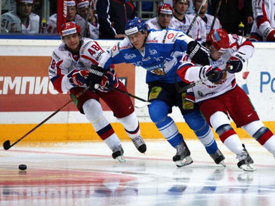 Сборная России проиграла команде Финляндии лидерство в Евротуре