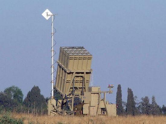 Израиль обстрелял сектор Газа в ответ на выпущенную ракету