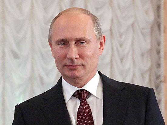 Путин рассказал молодым ученым про «окрашенные» средства