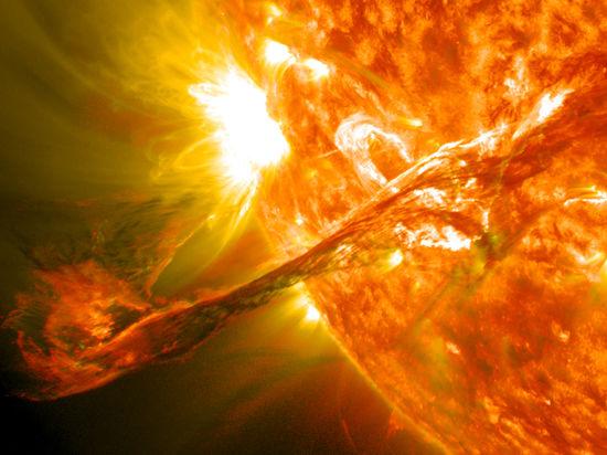 Вокруг Солнца вращается обнажённое металлическое ядро давно умершей планеты