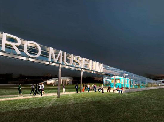 Войти в музей метро можно будет через вагон