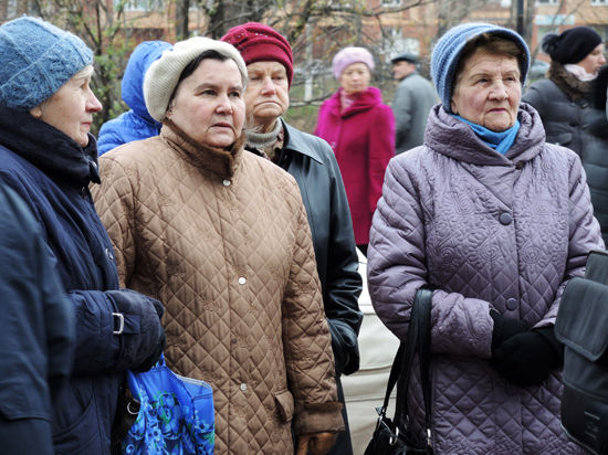 Госдума утвердила балловую пенсионную формулу