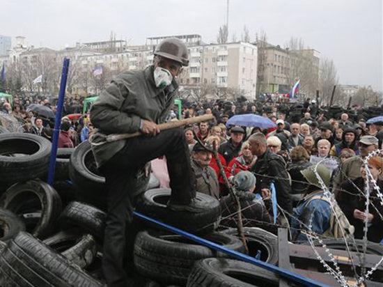 В Днепропетровске начали выдавать деньги за пленных