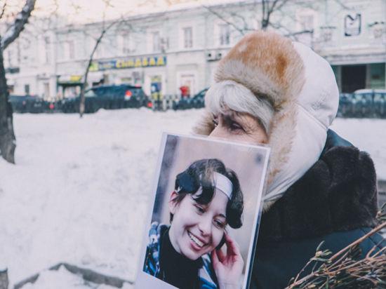 В Москве помянули Cтанислава Маркелова и Анастасию Бабурову шествием