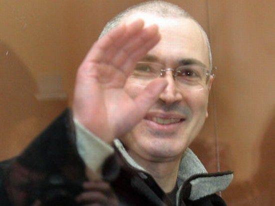 Ходорковский объяснил прошение о помиловании. МБХ - о тюрьме, семье и политике