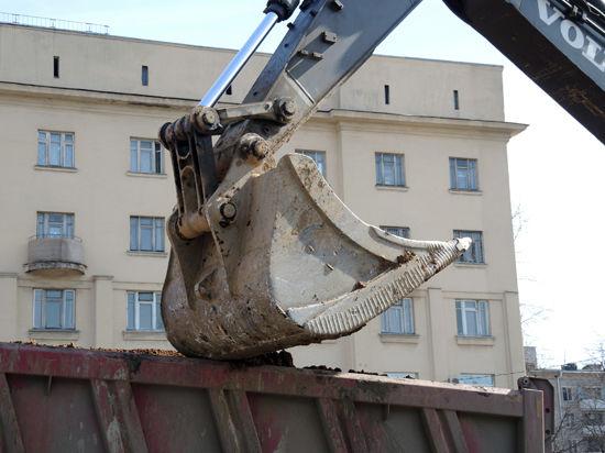 На месте рухнувшего Басманного рынка построят Гете-центр