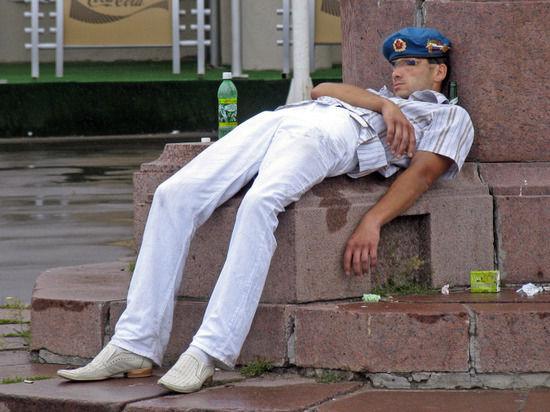 Москвичи умирают от пьянства редко, но метко