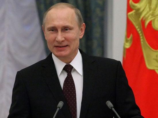 Украина подняла рейтинг Путина выше 80%