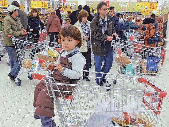 Цены растут, потребительский спрос падает