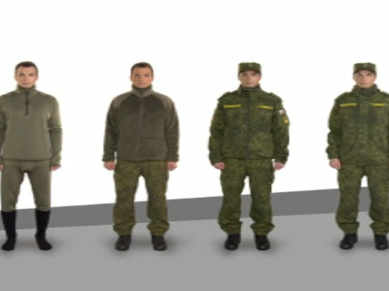 Во что Шойгу переодевает солдат