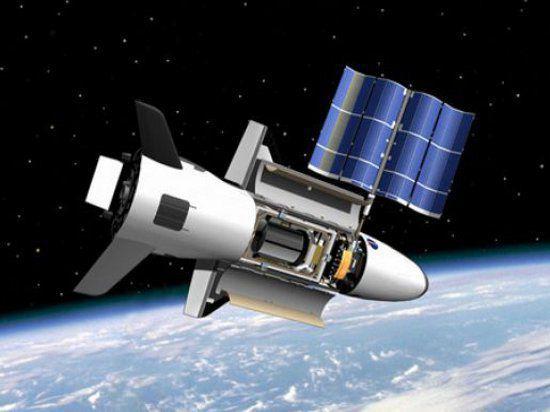 Загадочный космический самолёт ВВС США целый год находится на орбите Земли