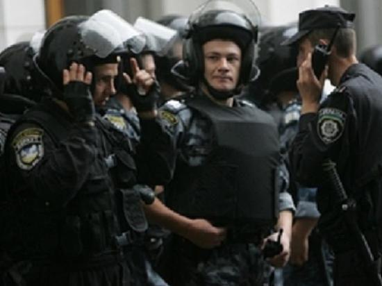 Украинский спецназ «Беркут» ликвидирован