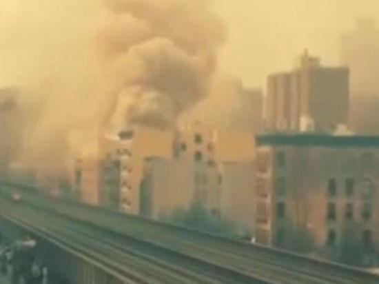 Количество погибших при взрыве дома в Нью-Йорке выросло