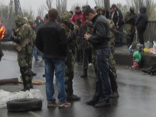 В Донецке опять ждут штурма и ввода войск