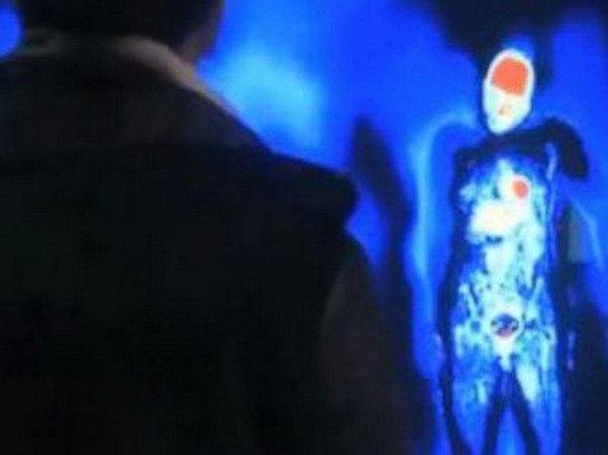 Впервые в истории представлено цифровое зеркало: показывает то, что под нашей кожей