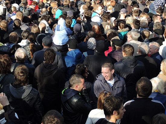 Оппозиция подала заявкуна проведение2 февраля массового шествия